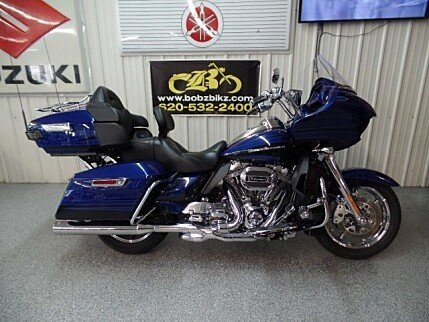 2015 Harley-Davidson CVO for sale 200581380