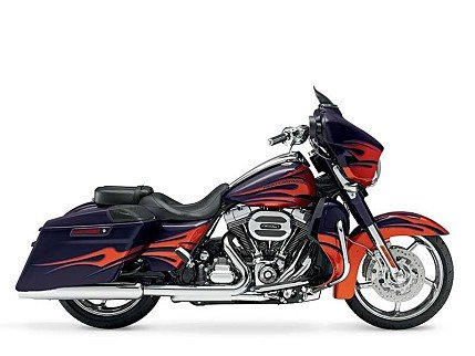 2015 Harley-Davidson CVO for sale 200585187