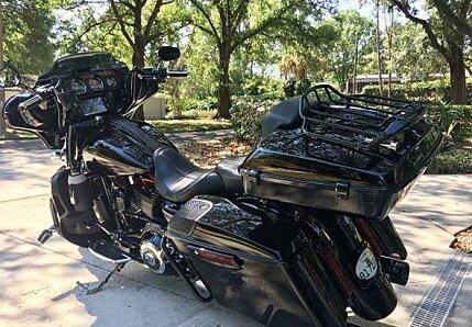 2015 Harley-Davidson CVO for sale 200591735