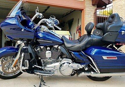 2015 Harley-Davidson CVO for sale 200609520