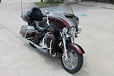 2015 Harley-Davidson CVO for sale 200614801
