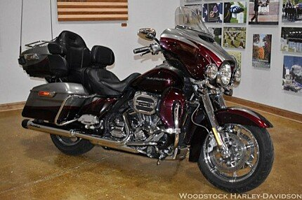 2015 Harley-Davidson CVO for sale 200616123