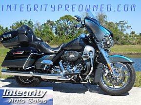 2015 Harley-Davidson CVO for sale 200616260