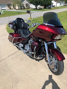 2015 Harley-Davidson CVO for sale 200617601