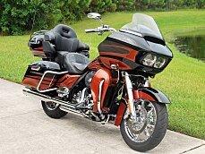 2015 Harley-Davidson CVO for sale 200621729