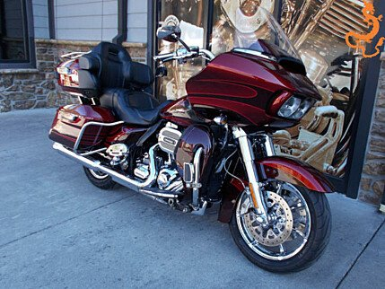2015 Harley-Davidson CVO for sale 200626890