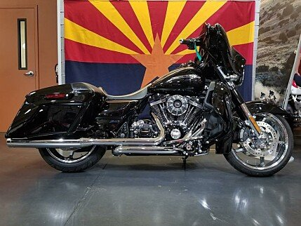 2015 Harley-Davidson CVO for sale 200633384