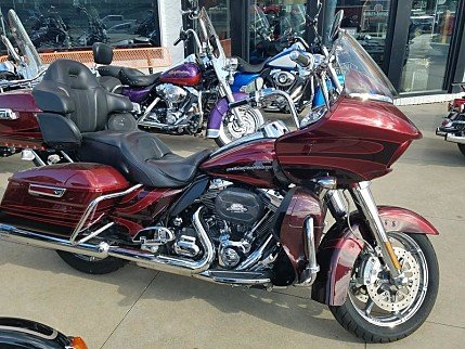 2015 Harley-Davidson CVO for sale 200636010
