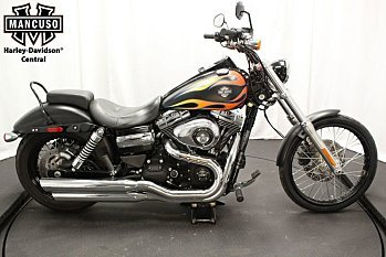 2015 Harley-Davidson Dyna for sale 200434185