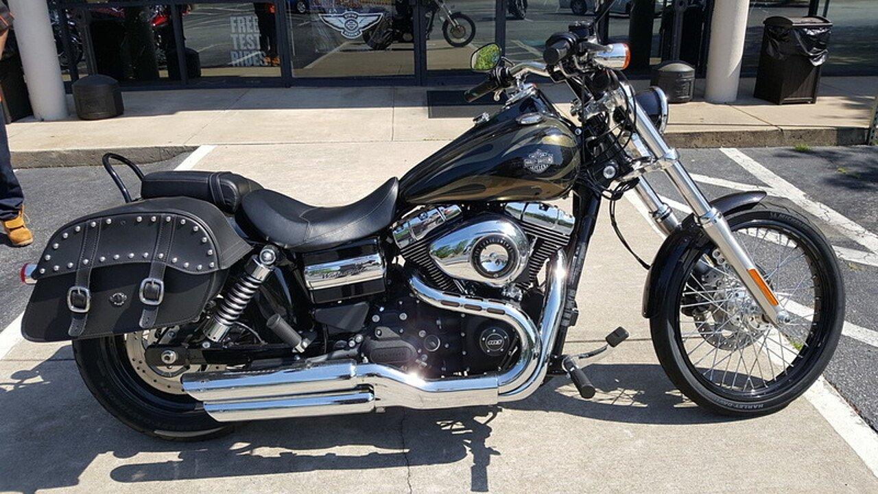 2015 Harley-Davidson Dyna for sale 200440775