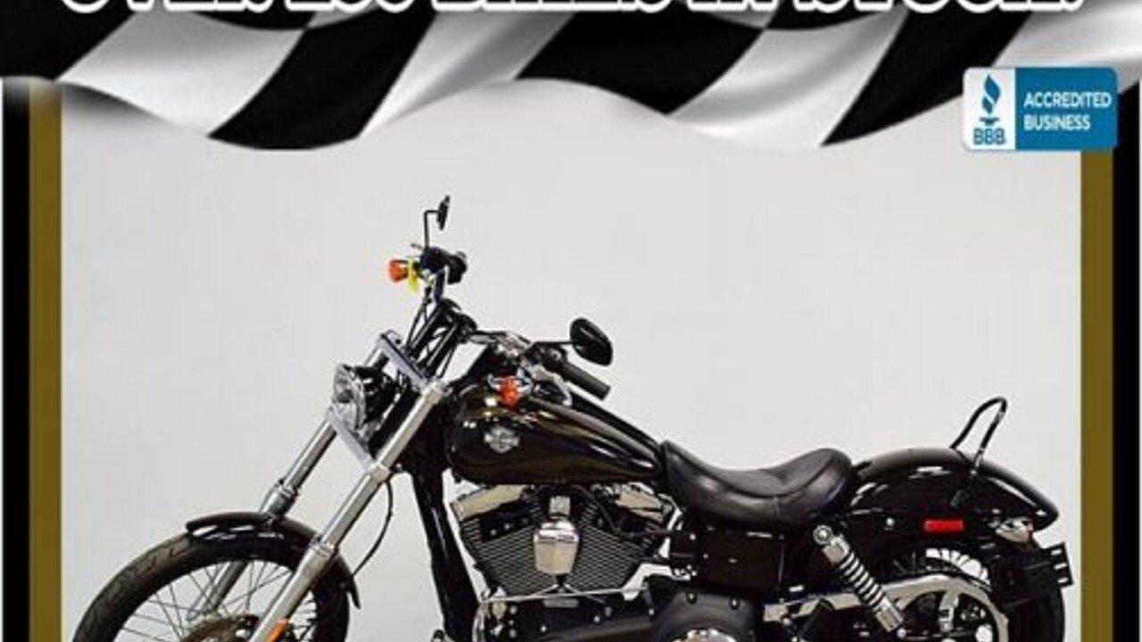 2015 Harley-Davidson Dyna for sale 200449652