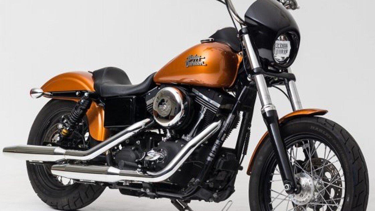 2015 Harley-Davidson Dyna for sale 200455459