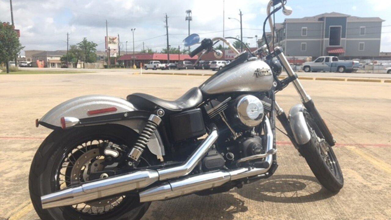 2015 Harley-Davidson Dyna for sale 200462555