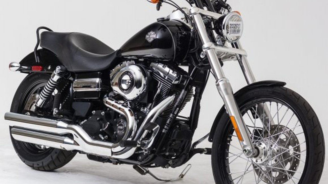 2015 Harley-Davidson Dyna for sale 200477699