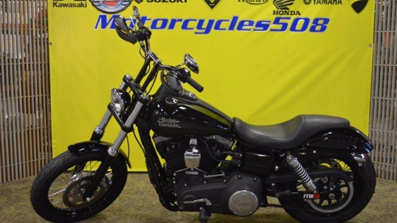 2015 Harley-Davidson Dyna for sale 200497443