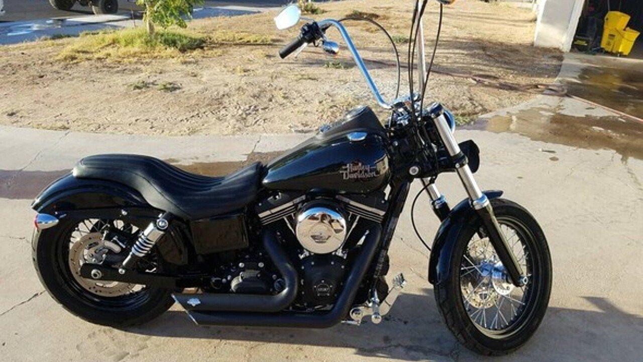 2015 Harley-Davidson Dyna for sale 200503967