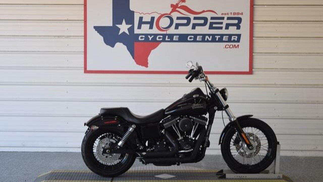 2015 Harley-Davidson Dyna for sale 200522977