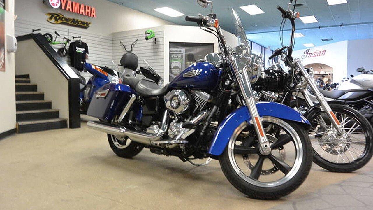 2015 Harley-Davidson Dyna for sale 200523904