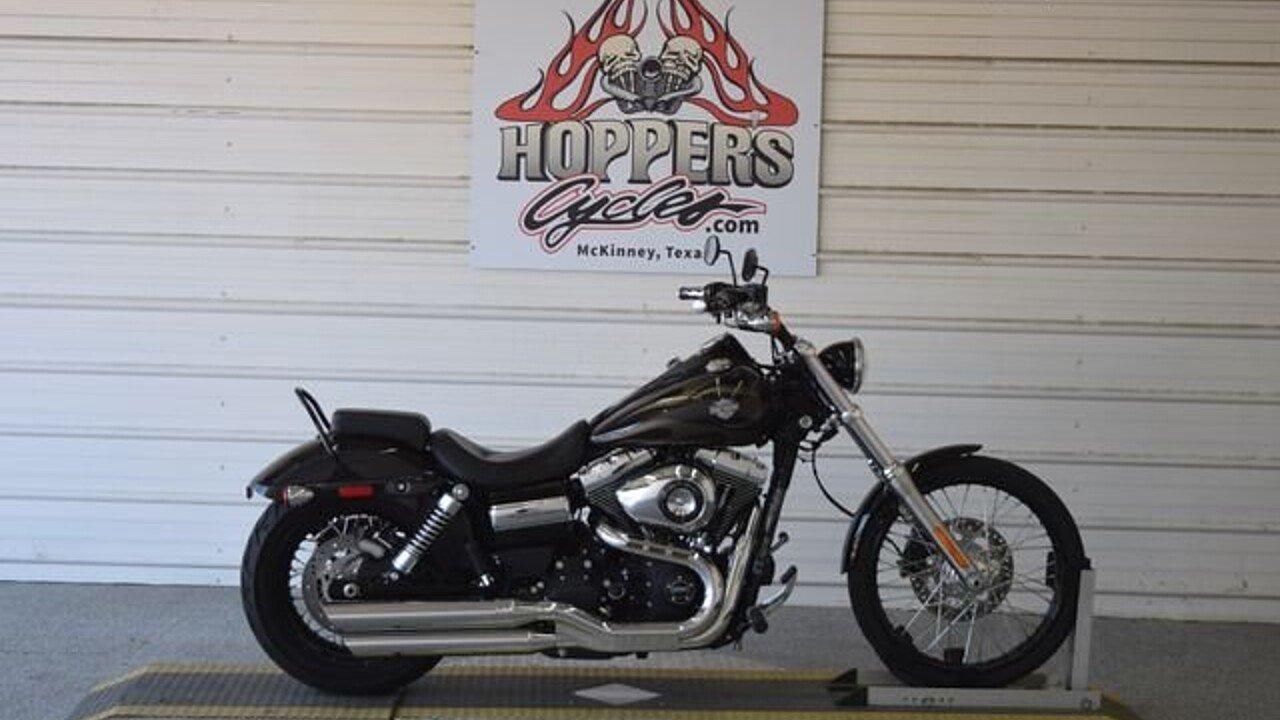 2015 Harley-Davidson Dyna for sale 200548393