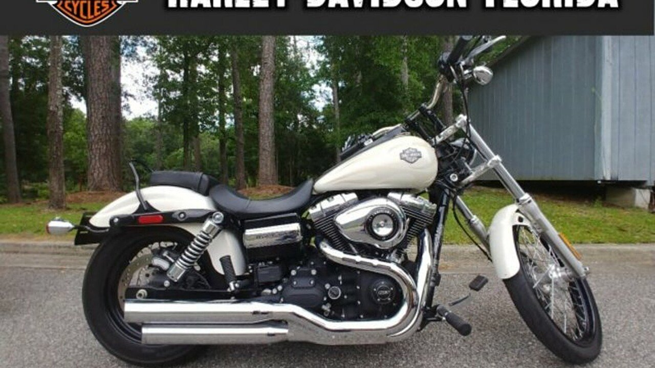 2015 Harley-Davidson Dyna for sale 200568609