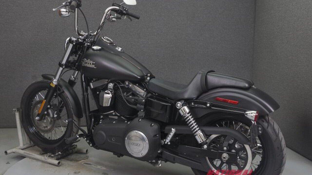 2015 Harley-Davidson Dyna for sale 200593652