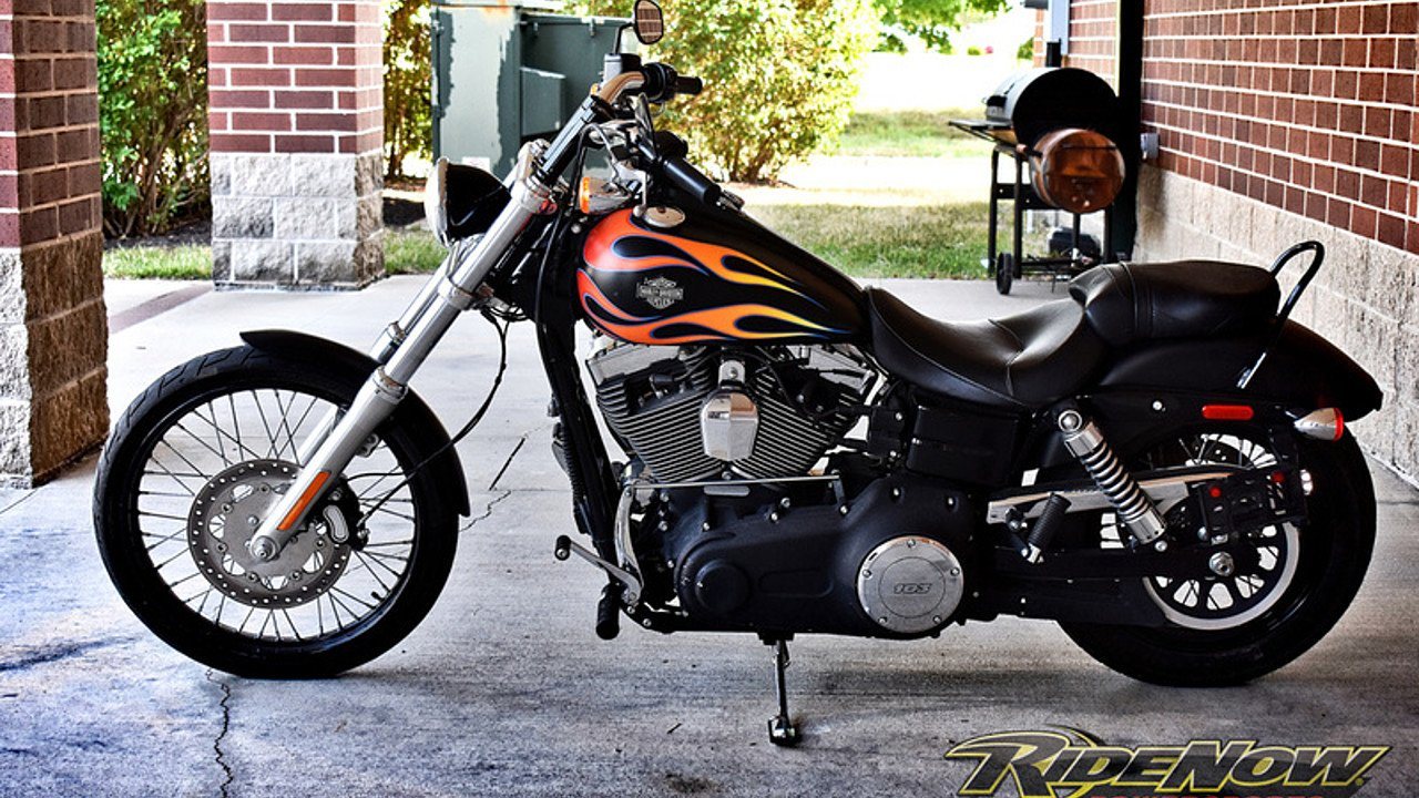 2015 Harley-Davidson Dyna for sale 200594730