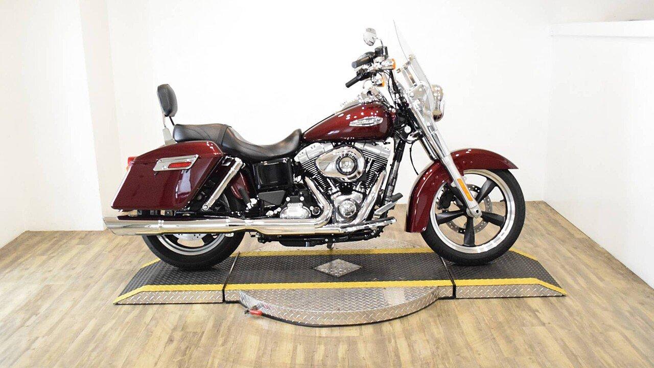 2015 Harley-Davidson Dyna for sale 200599529