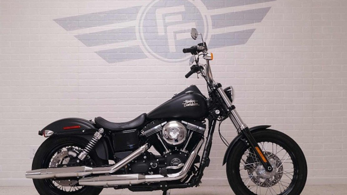 2015 Harley-Davidson Dyna for sale 200624661