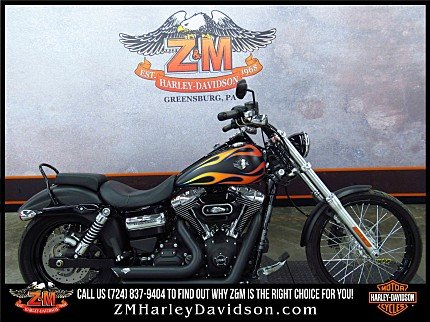 2015 Harley-Davidson Dyna for sale 200529138