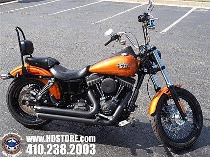 2015 Harley-Davidson Dyna for sale 200550445