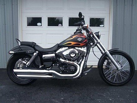2015 Harley-Davidson Dyna for sale 200618426