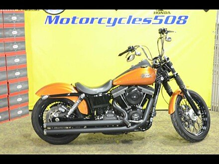2015 Harley-Davidson Dyna for sale 200649588