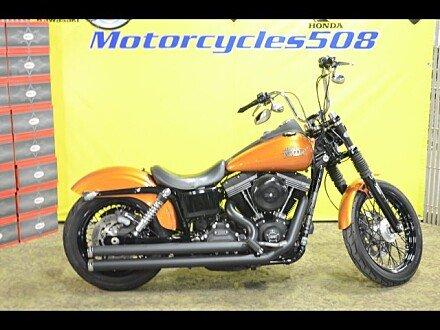 2015 Harley-Davidson Dyna for sale 200665364