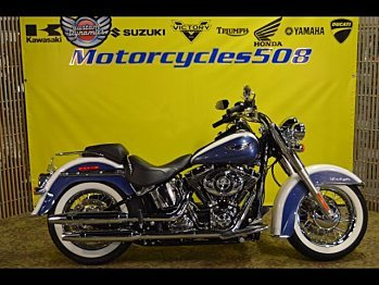 2015 Harley-Davidson Softail for sale 200450311