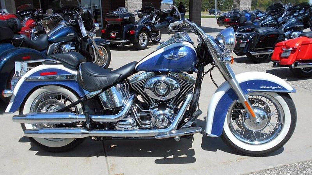 2015 Harley-Davidson Softail for sale 200477785