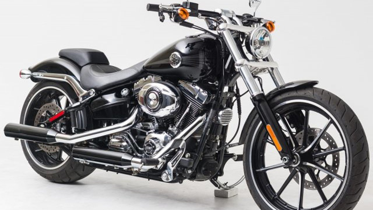 2015 Harley-Davidson Softail for sale 200487558
