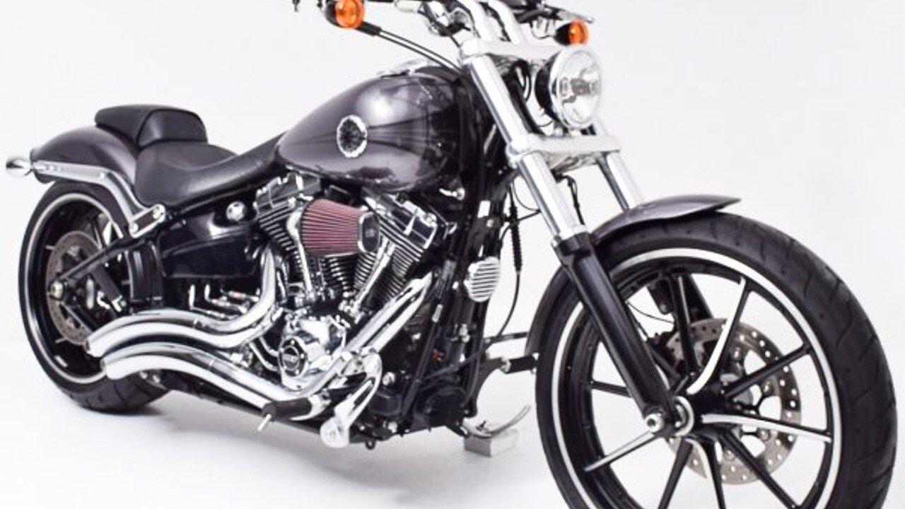 2015 Harley-Davidson Softail for sale 200513724