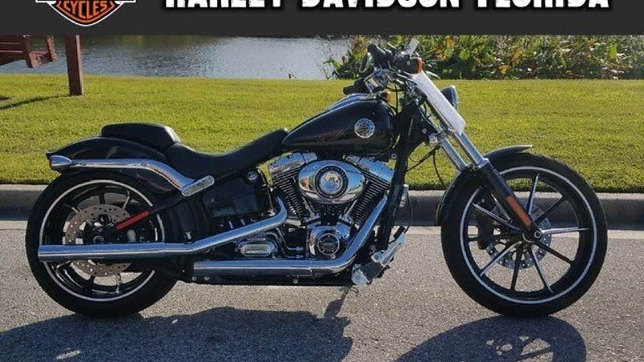 2015 Harley-Davidson Softail for sale 200523464
