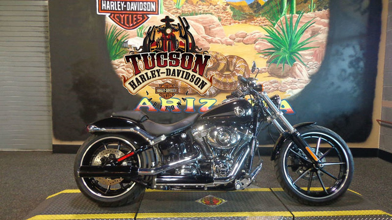 2015 Harley-Davidson Softail for sale 200533669