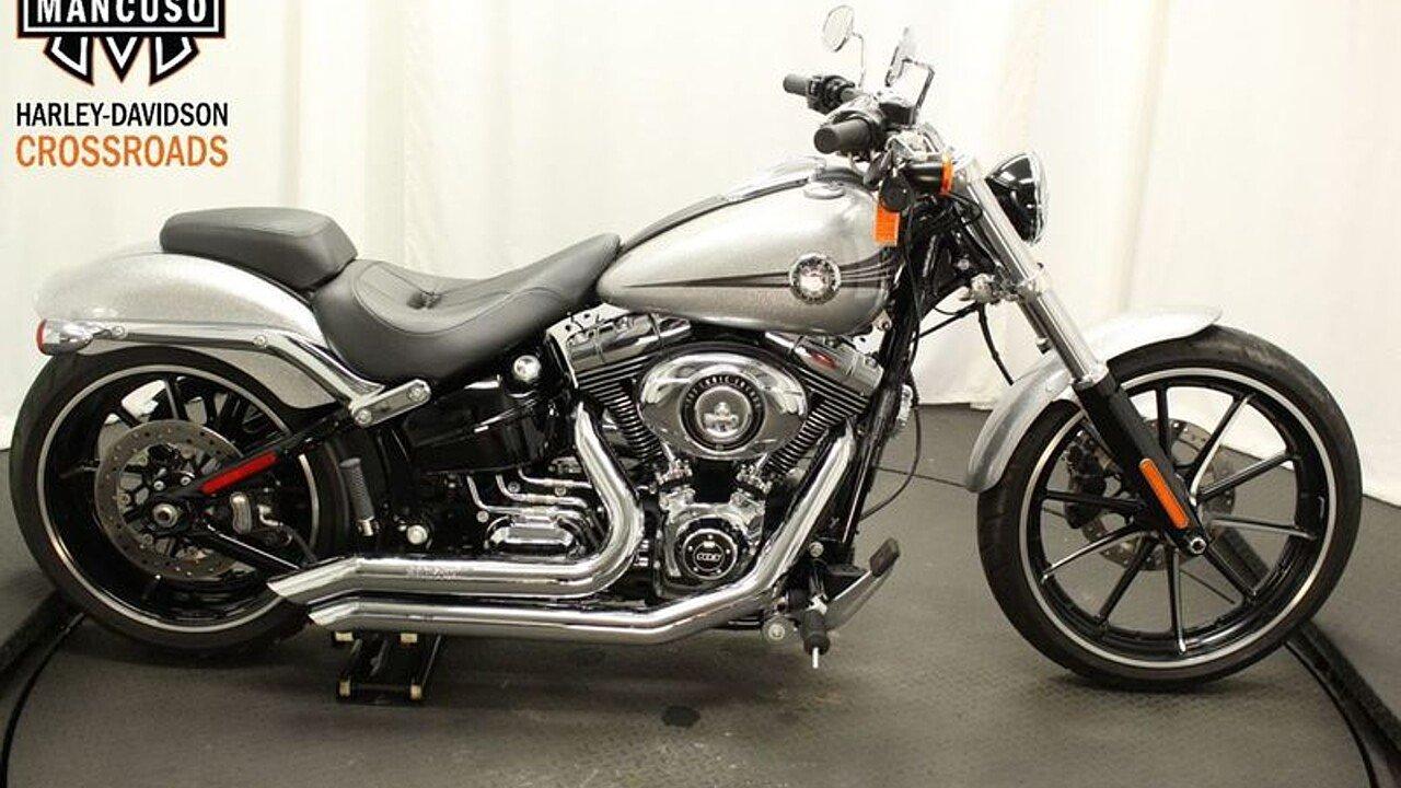 2015 Harley-Davidson Softail for sale 200582580
