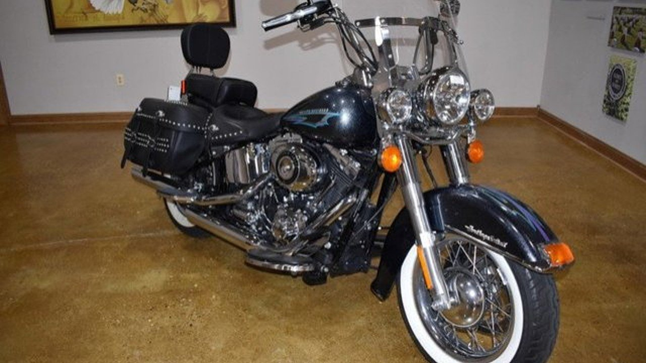 2015 Harley-Davidson Softail 103 Heritage Classic for sale 200587796