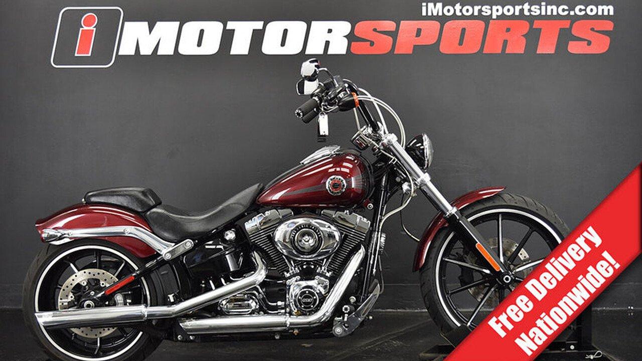 2015 Harley-Davidson Softail for sale 200592857
