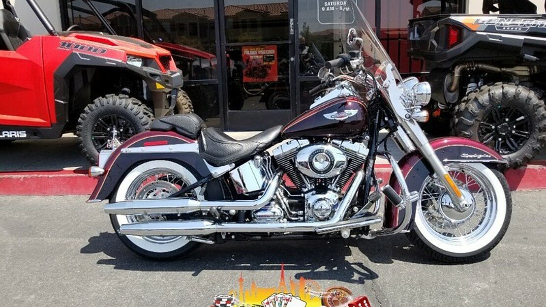 2015 Harley-Davidson Softail for sale 200610988