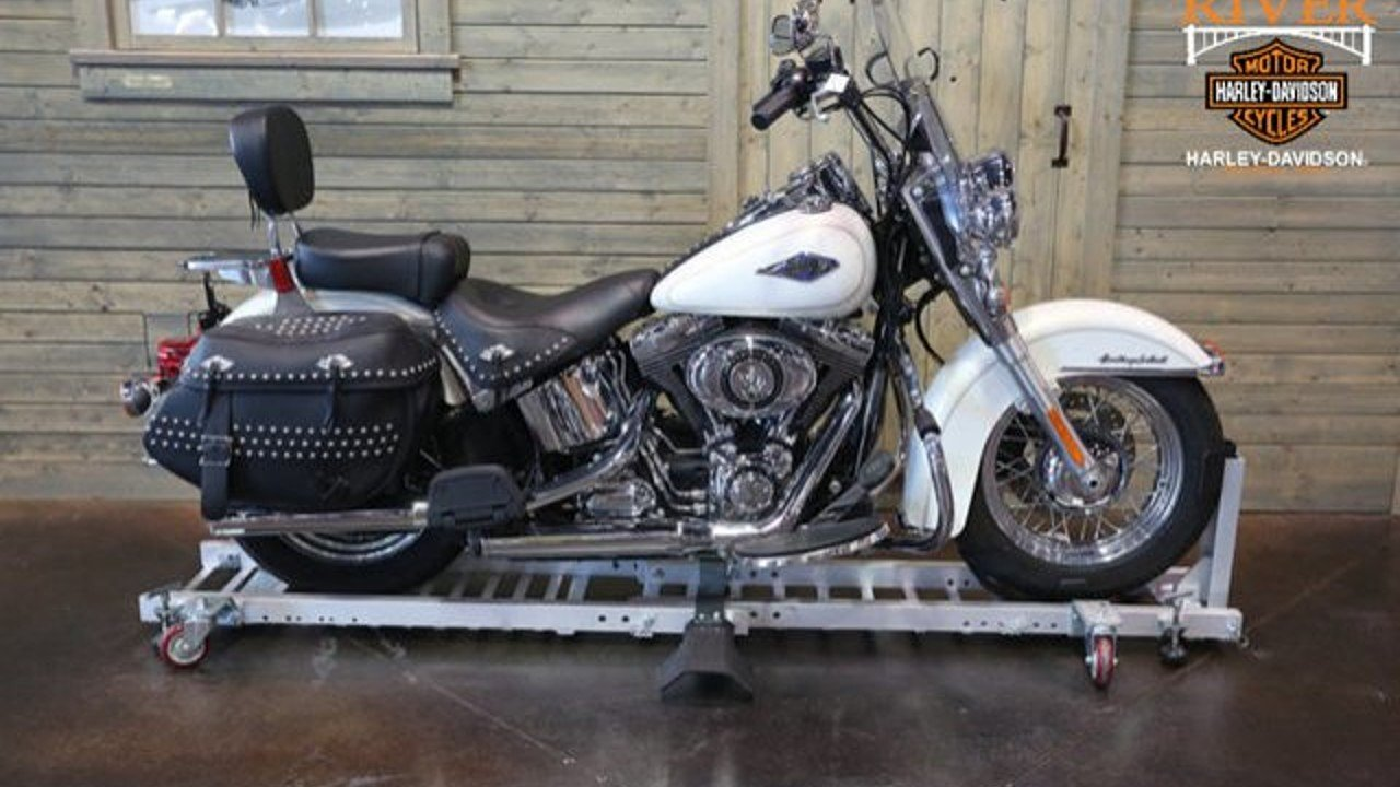 2015 Harley-Davidson Softail 103 Heritage Classic for sale 200611162