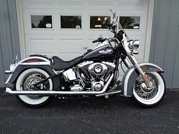 2015 Harley-Davidson Softail for sale 200618440