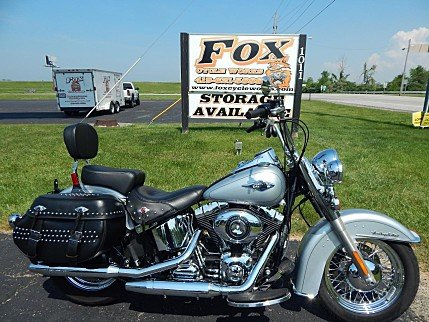 2015 Harley-Davidson Softail 103 Heritage Classic for sale 200583379