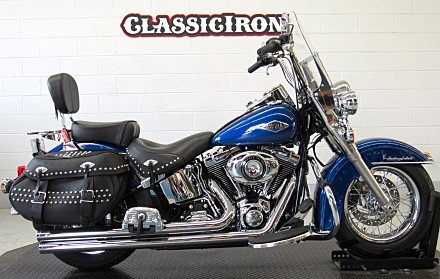 2015 Harley-Davidson Softail 103 Heritage Classic for sale 200587747
