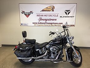 2015 Harley-Davidson Softail 103 Heritage Classic for sale 200600186
