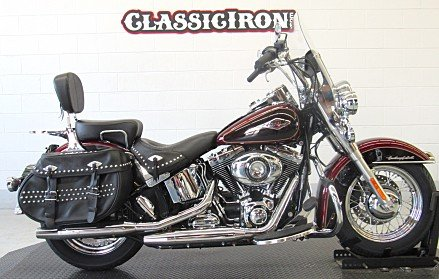 2015 Harley-Davidson Softail 103 Heritage Classic for sale 200602203
