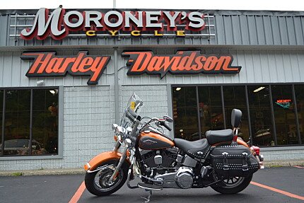 2015 Harley-Davidson Softail 103 Heritage Classic for sale 200615866